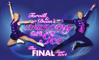 Dancing on Ice tour logo