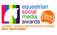 Equestrian Social Media Awards 2014 Winner