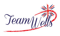 Team Wells logo